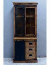 Nora bookshelf
