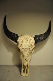 Gegraveerde Water buffel