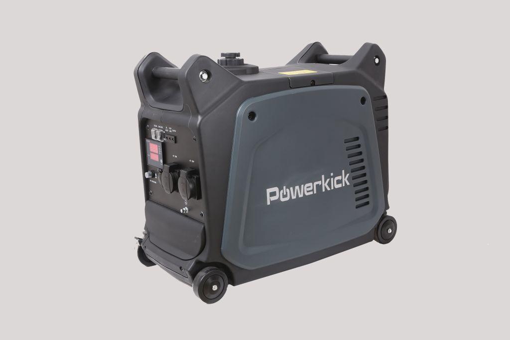 Spiksplinternieuw Model 3000 | Powerkick KR-01