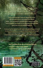 De Tempeljagers 1 - Het verdwenen eiland Kivamba