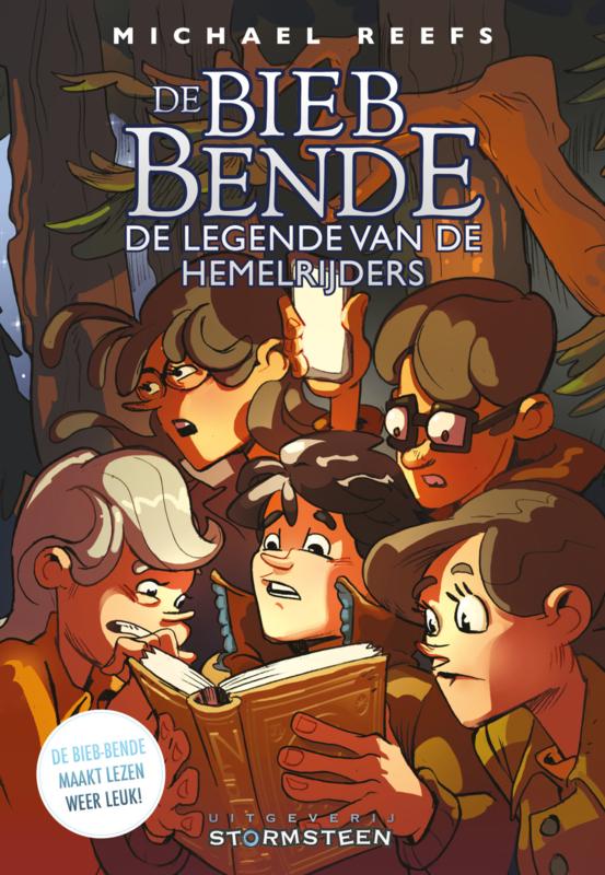 De Bieb Bende: De Legende van de Hemelrijders (deel 1)