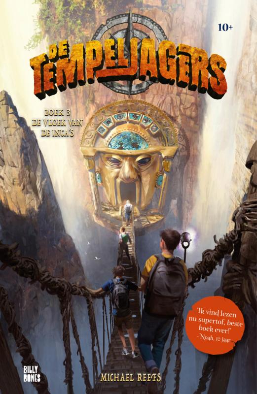 De Tempeljagers 3 - De vloek van de Inca's