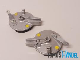 Remanker compleet rem voor 15mm as (per stuk)