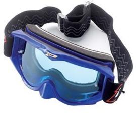 Crossbril Progrip blauw
