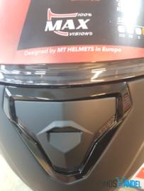 Helm Thunder III SV mat zwart