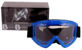 Crossbril BOBO blauw