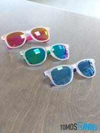 Zonnebril Tomoshandel 3 kleuren!
