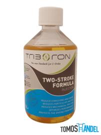 Triboron 2takt olie vervanger  voor oliepomp