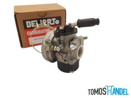 Dellorto SHA 14/9 carburateur snorfiets