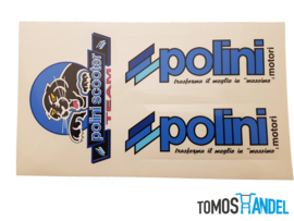 Stickerset Polini