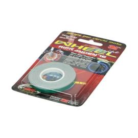 Velglint / velg sticker 5mm 6m lang groen