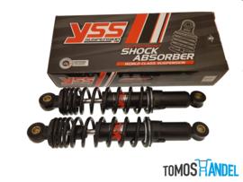 Schokbrekerset YSS PRO-X serie 280mm zwart