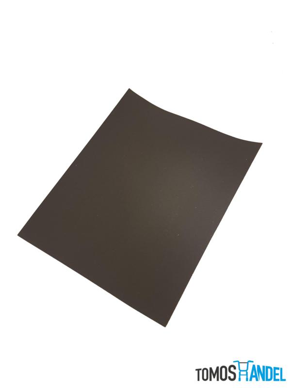 Schuurpapier vel K320 waterproof