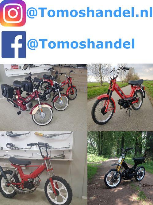 Volg de projecten en acties van Tomoshandel