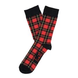 Tintl socks - herensokken Red/ black