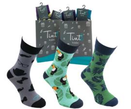 Tintl socks - herensokken - 3- pack met cadeauverpakking