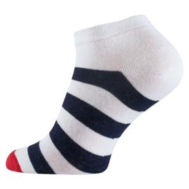 Vincent Creation® Men Sneaker sokken - maritime - 4-pack