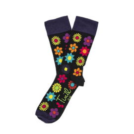 Tintl socks - damessokken Flower