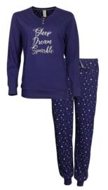 Irresistible- dames pyjama - Sleep, dream, sparkle