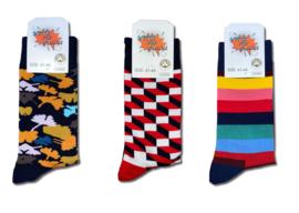 Dutch Pop Socks -  3-pack
