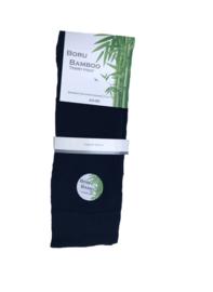 Boru Bamboo sokken - marine - 2-pack