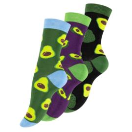 Vincent Creation ® sokken - Advocado - 3-pack