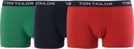 TOM TAILOR boxershorts - 3-pack