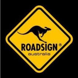 Roadsign Australia zwemshort - zwart