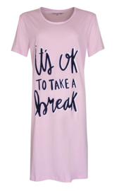Temptation - nachthemd - It's ok to take a break