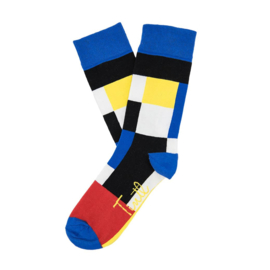 Tintl socks - herensokken Mondriaan
