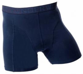 Fun2wear boxershort uni - marineblauw