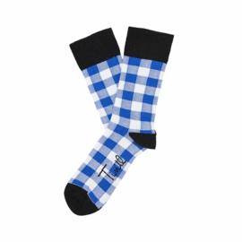 Tintl socks - herensokken Blue/ white