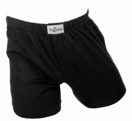 Fun2wear wijde boxershort - zwart