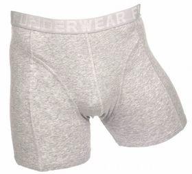 Fun2wear boxershort uni - grijs