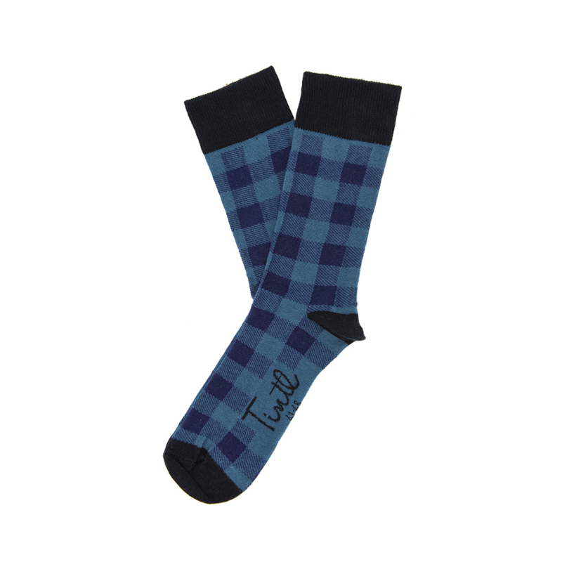 Tintl socks - herensokken Blue/ green