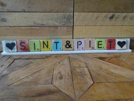 Plankje voor 11 letters