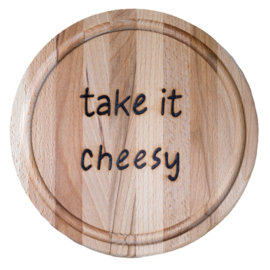 Kaasplank - Take it cheesy
