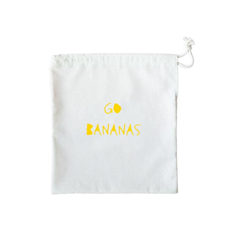 Groente & Fruitzakje - Go bananas