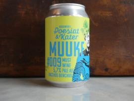 Muuke 009: Bacchus Bierchus Wine Must Pale Ale