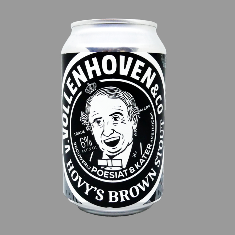 Hovy's Brown Stout
