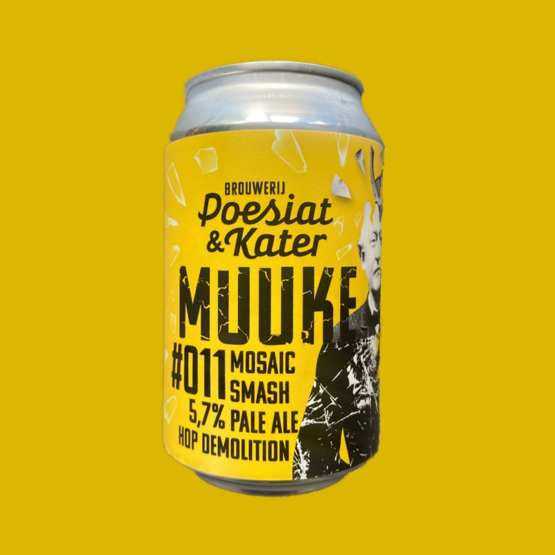 Muuke 011: Hop Demolition Mosaic Smash Pale Ale