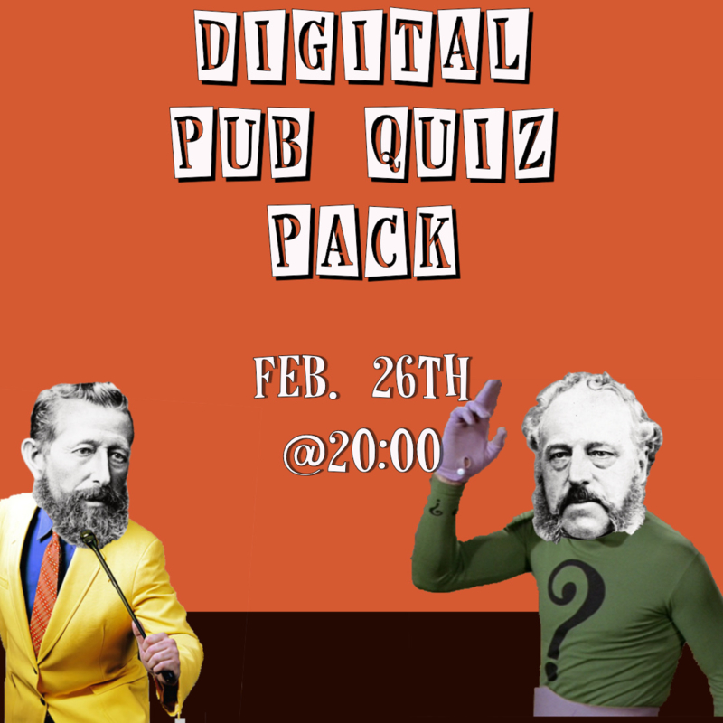 Feb. 26th Digital Pub Quiz Pack