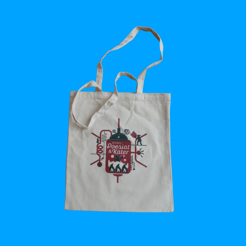 Boil Kettle Tote Bag