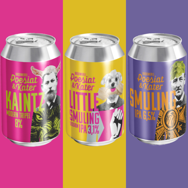 Mixed 6- or 24-Pack 0,33cl cans