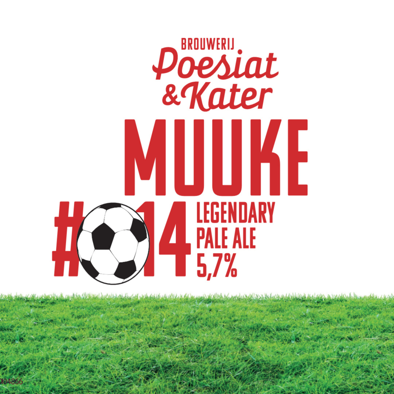 Muuke 014: Legendary Pale Ale