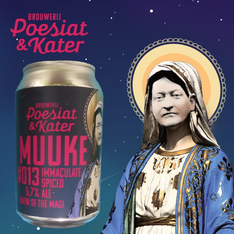 Muuke 013: Brew of the Magi Immaculate Spiced Ale