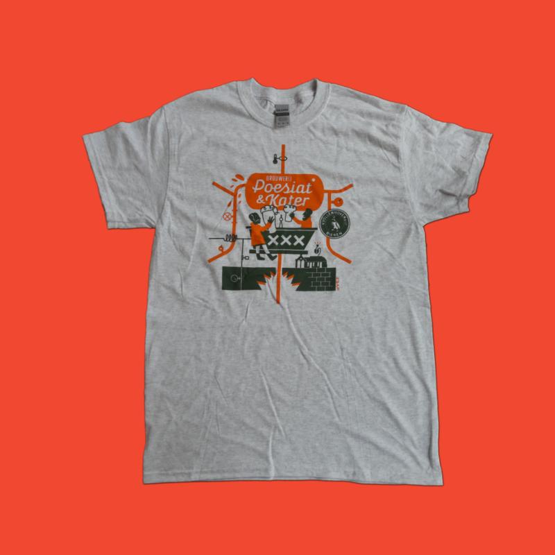 Unisex Bar Graphic T-Shirt