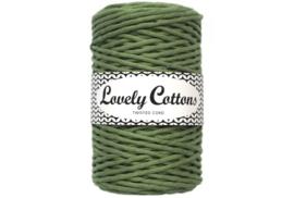 Lovely Cottons twist sagegreen
