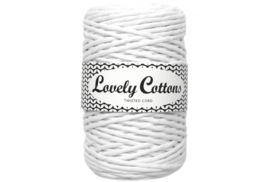Lovely Cottons twist 3 mm white