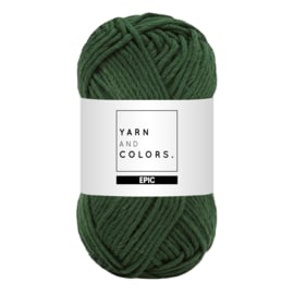 Yarn and colors epic forest